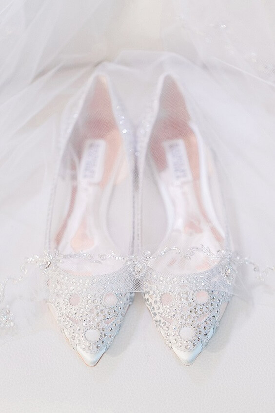 Wedding shoes for Light Purple, Eggplant and Navy Blue October Wedding 2020