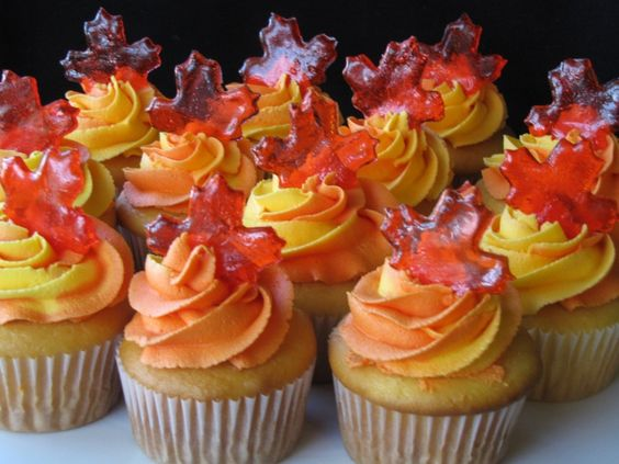 tangerine and yellow cupcakes for february wedding colors 2022 black tangerine and brown colors