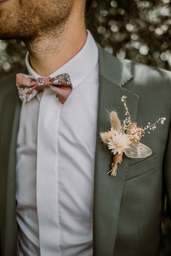 grey mens suit for march wedding colors 2022 blush