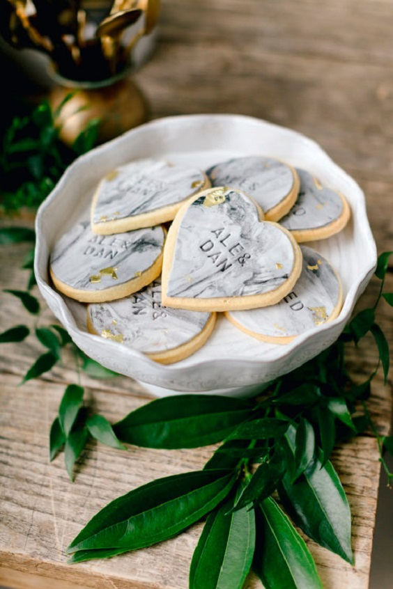 biscuit for march wedding colors 2022 grey and greenery