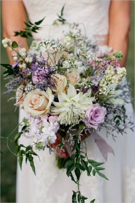 wedding bouquet for march wedding colors 2022 mauve and green