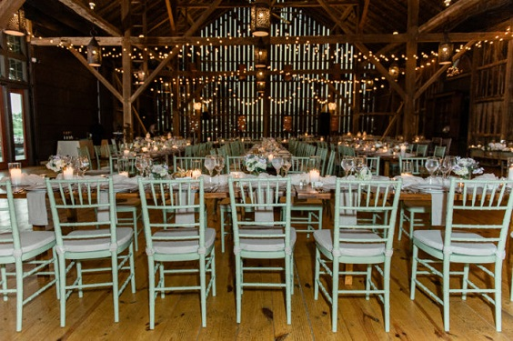 sage green wedding chairs for April wedding colors 2022 light pink pale yellow and gold colors