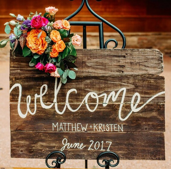 rust and yellow flowers for fall wedding colors 2022 rust and yellow