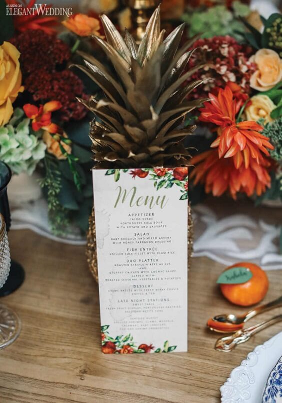 rust wedding centerpieces for fall wedding colors 2022 rust and yellow