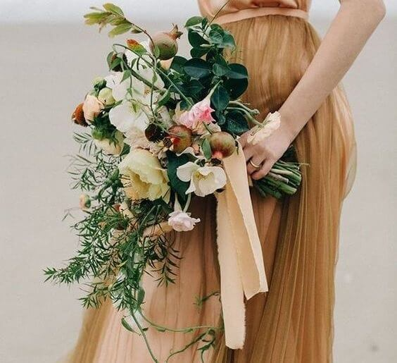 apricot bridesmaid dress for fall wedding colors for 2022 lavender and apricot