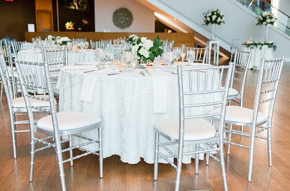 grey wedding chair for summer wedding color 2022 mauve and grey colors