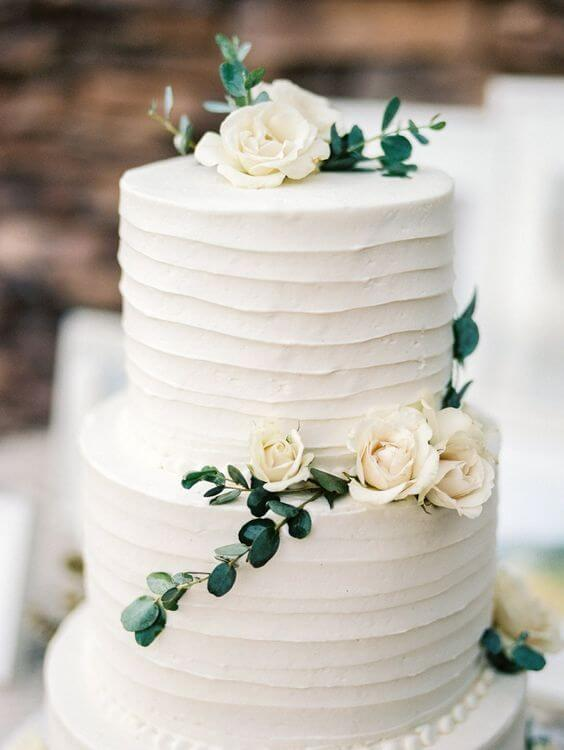 Inspiring Emerald Green and Blue Fall Wedding Color Ideas