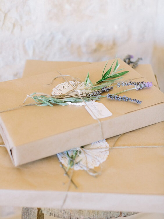 guest book for spring ice blue wedding