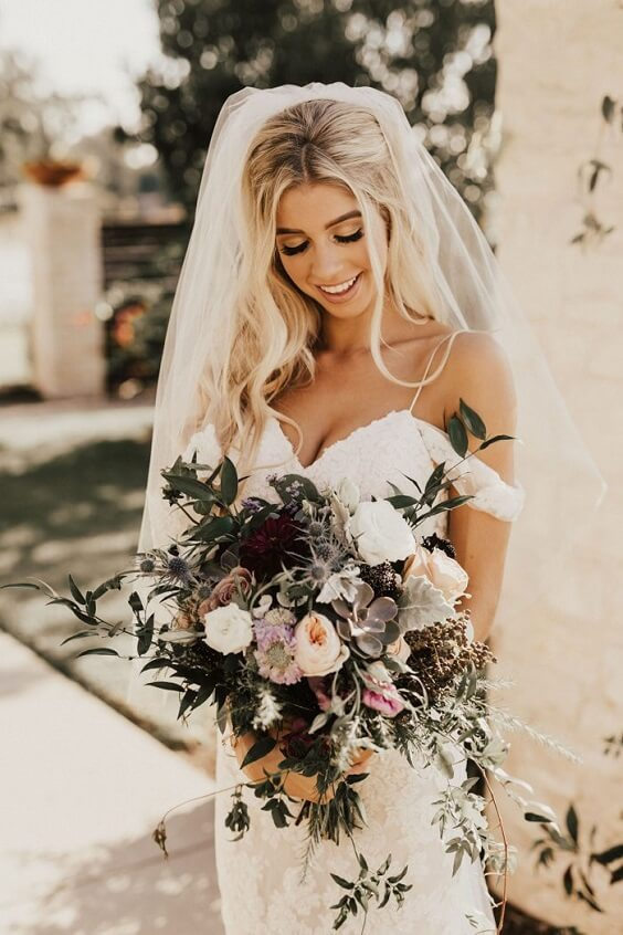 Fall Boho Chic Wedding Dusty Rose Bridesmaid Dresses And Sage