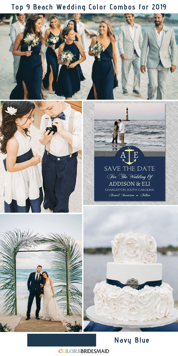 Beach Wedding Ideas 2019