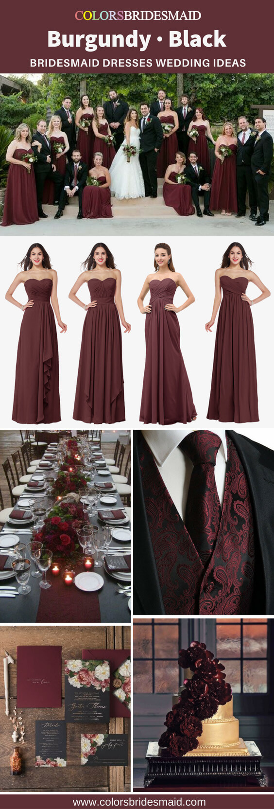 20 Best Burgundy Wedding Color Palettes Colorsbridesmaid,Summer Outdoor Wedding Summer Casual Wedding Dresses