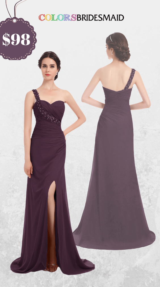 ColsBM Selah Plum Pruple Bridesmaid Dresses