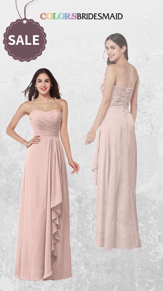 ColsBM Mira Dusty Rose Bridesmaid Dresses