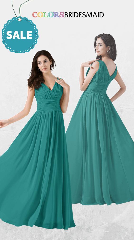 ColsBM Alana Emerald Green Bridesmaid Dresses
