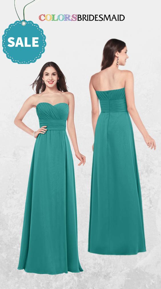 ColsBM Jadyn Emerald Green Bridesmaid Dresses