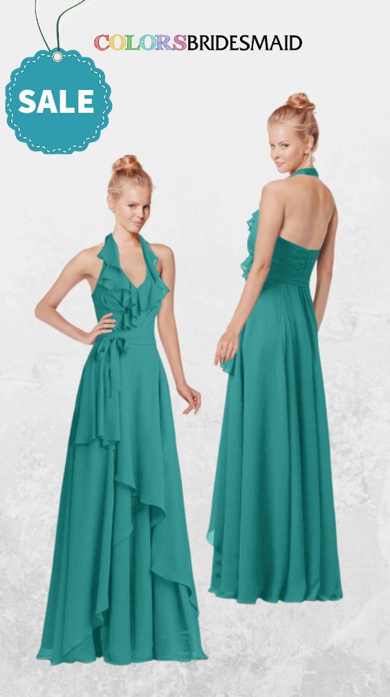 ColsBM Jade Emerald Green Bridesmaid Dresses
