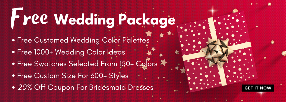 500+ styles bridesmaid dresses in 150+ colors, $69-99,custom freely