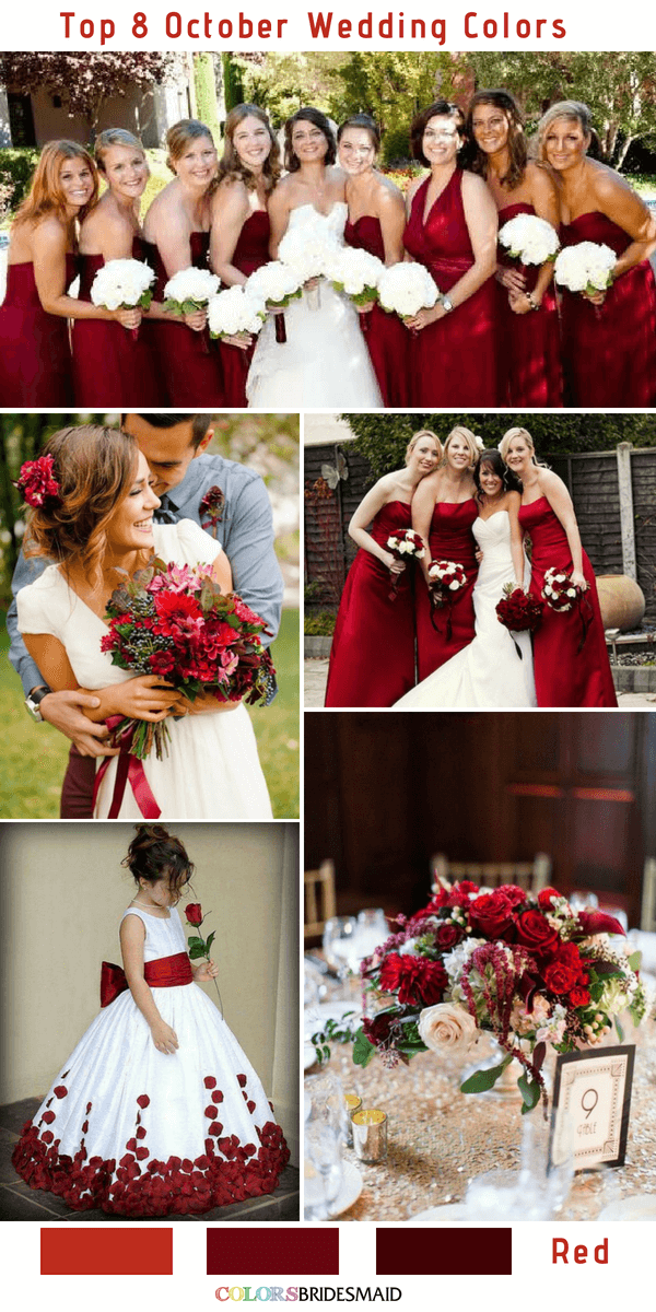 Top 8 October Wedding Colors To Steal-2